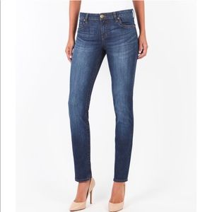 CCO! Kut from the Kloth Stevie straight jeans